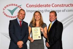 Considerate Constructors Scheme (CCS) Bronze Medal