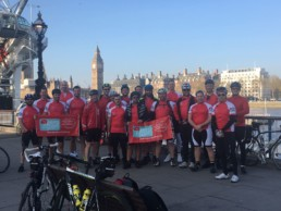 London Paris Pedal Power raises £20k