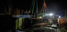 National Grid Bridge Removal