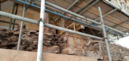 Listed Building Renovation, Upper Gaer