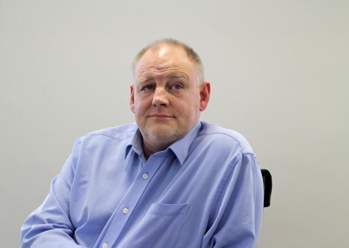 Mark Dickinson